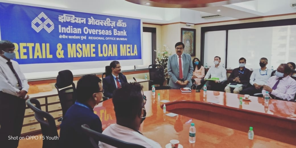 Indian Overseas Bank organises Retail & MSME Loan Mela on January 15
