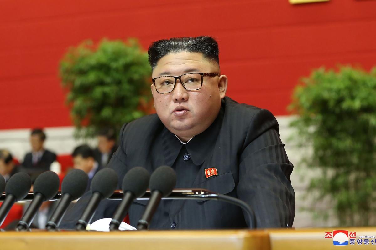 North Korean leader Kim Jong Un calls America country's 'main enemy'