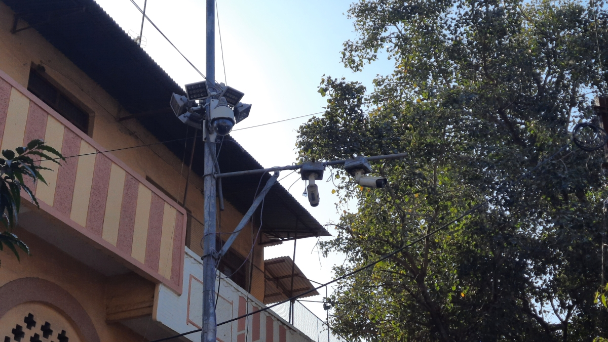 Madhya Pradesh: Since 2011, CCTV cams remain a deterrent for crime in Khandwa