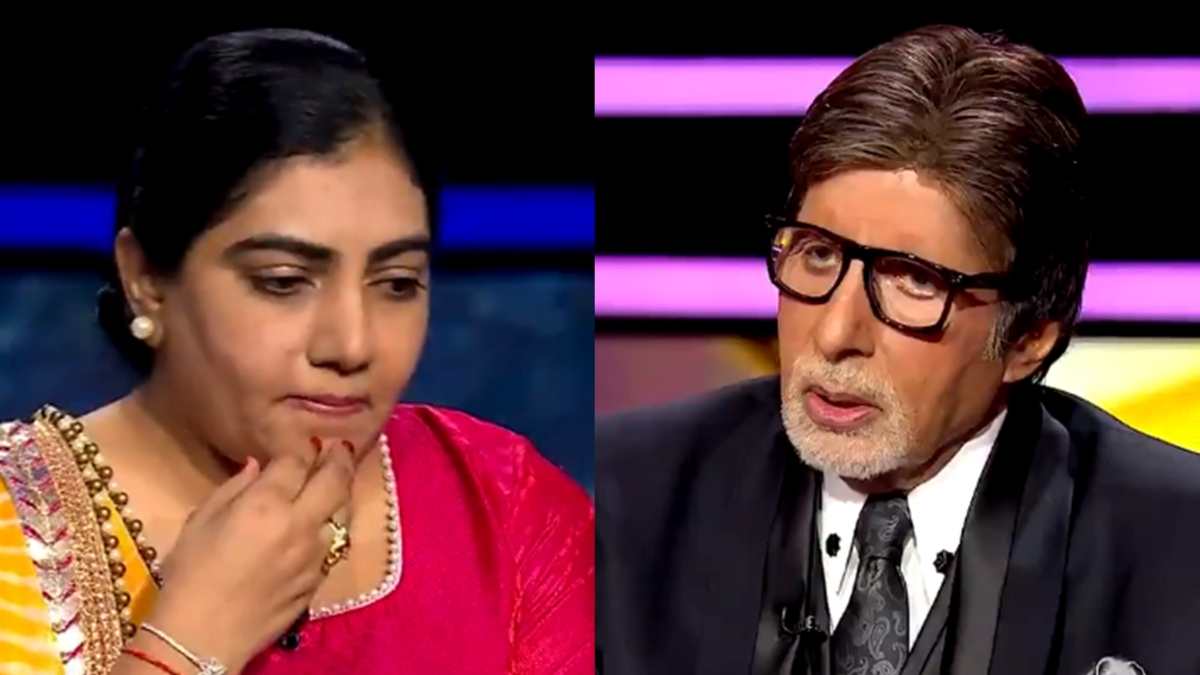 KBC 12: Can you answer this Rs 7 cr question on Indira Gandhi that made Dr Neha Shah quit Amitabh Bachchan's show?