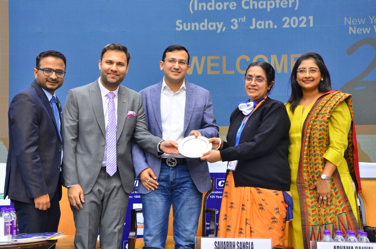 Yi Indore's 14th Annual Session