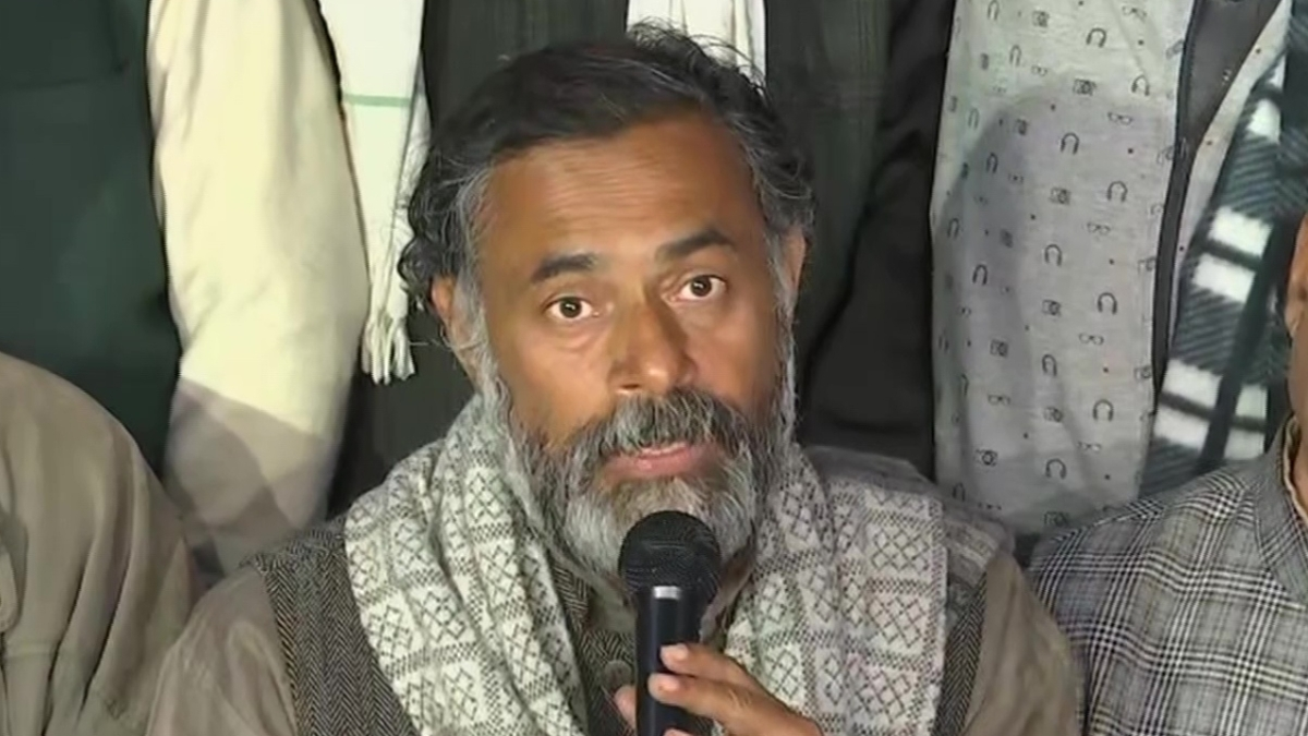 Protesting farmers gear up for Republic Day 'tractor parade': 'Rehearsal' march to be held on Thursday at four borders of Delhi, says Yogendra Yadav