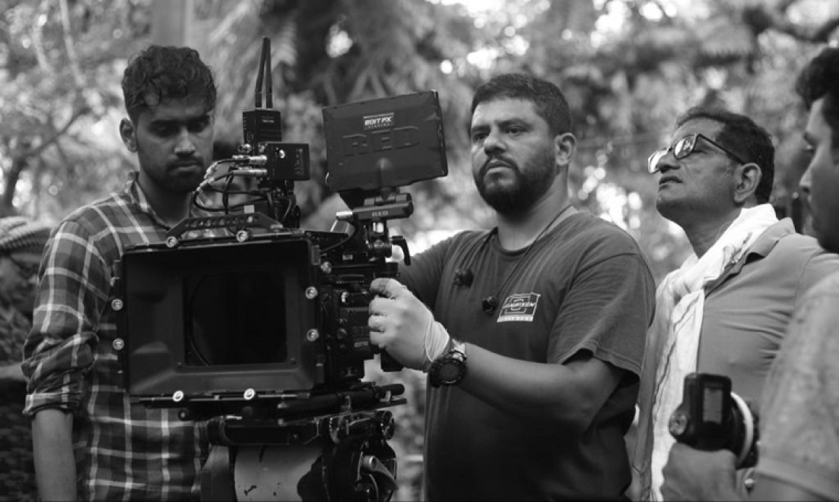 Cinematographer Supratim Bbhol