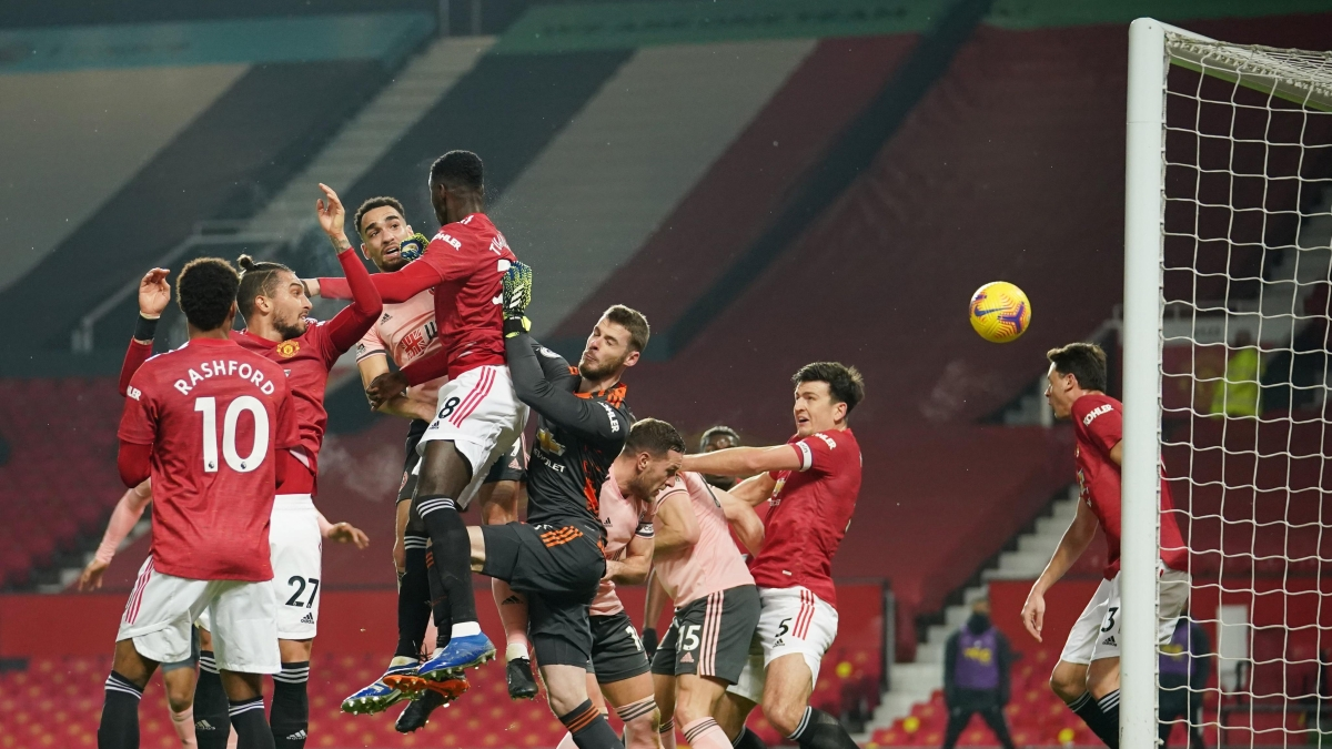 Bottom-placed Sheffield United stun 'not good enough' Manchester United with 2-1 victory