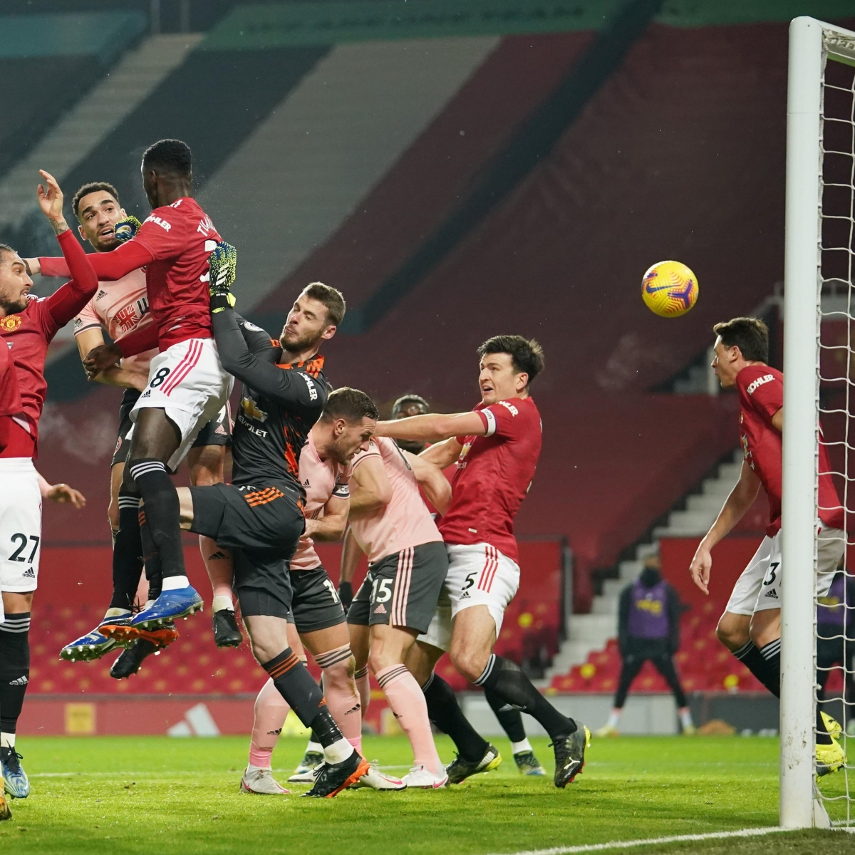 Premier League: Bottom-placed Sheffield United stun 'not good enough' Manchester United with 2-1 victory