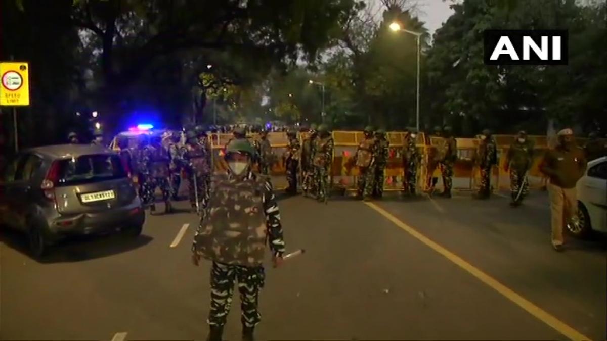 BREAKING: Blast outside Israeli Embassy, some cars damaged, says Delhi Police