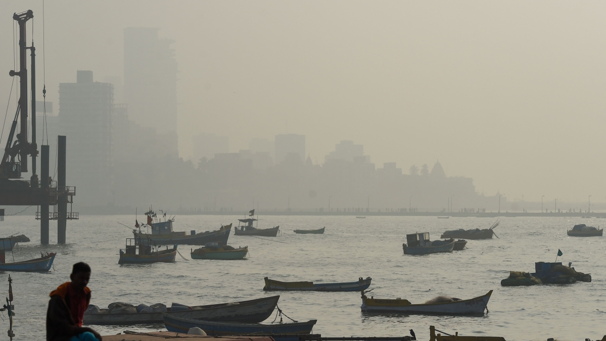 Mumbai weather update: With AQI at 311, city's air quality drops to 'very poor' category