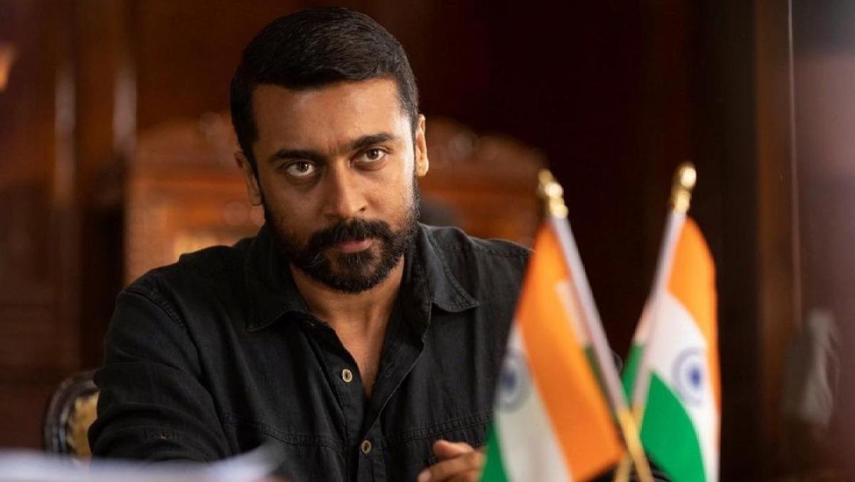 Suriya's Tamil movie 'Soorarai Pottru' enters the Oscars race under multiple categories