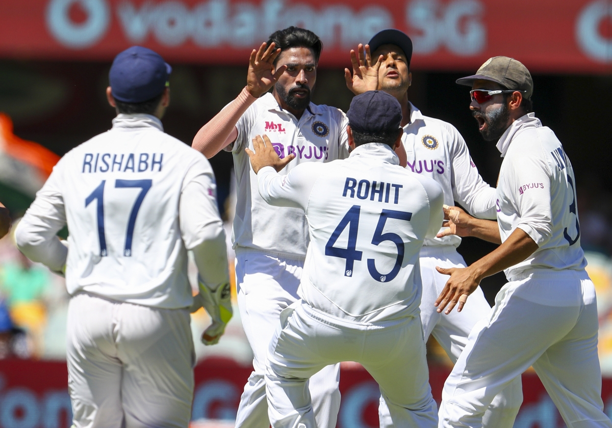 IND vs AUS 4th Test: Australian spectators don't leave abuse at the gate