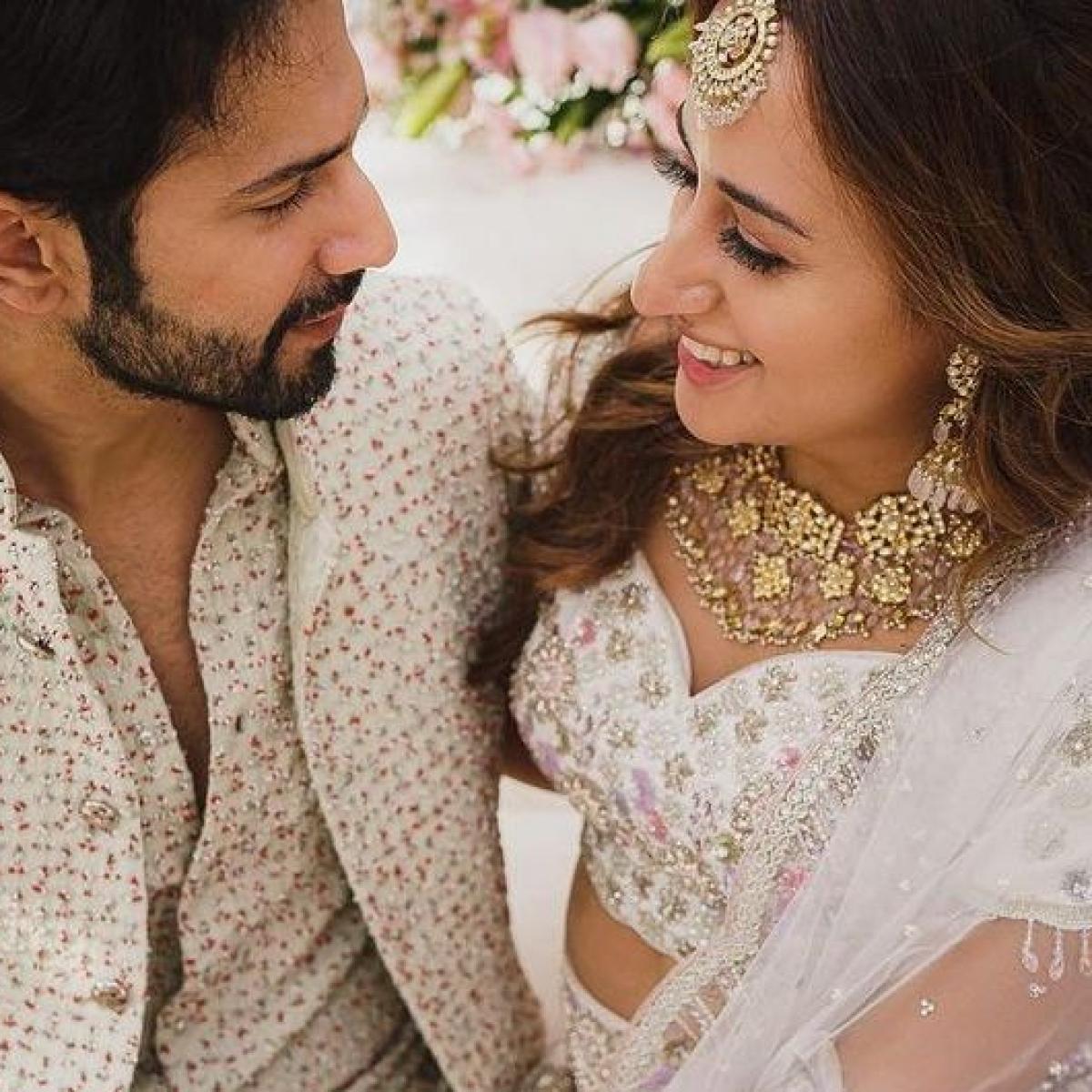 Varun Dhawan thanks fans for 'love and positivity' post marriage to Natasha Dalal