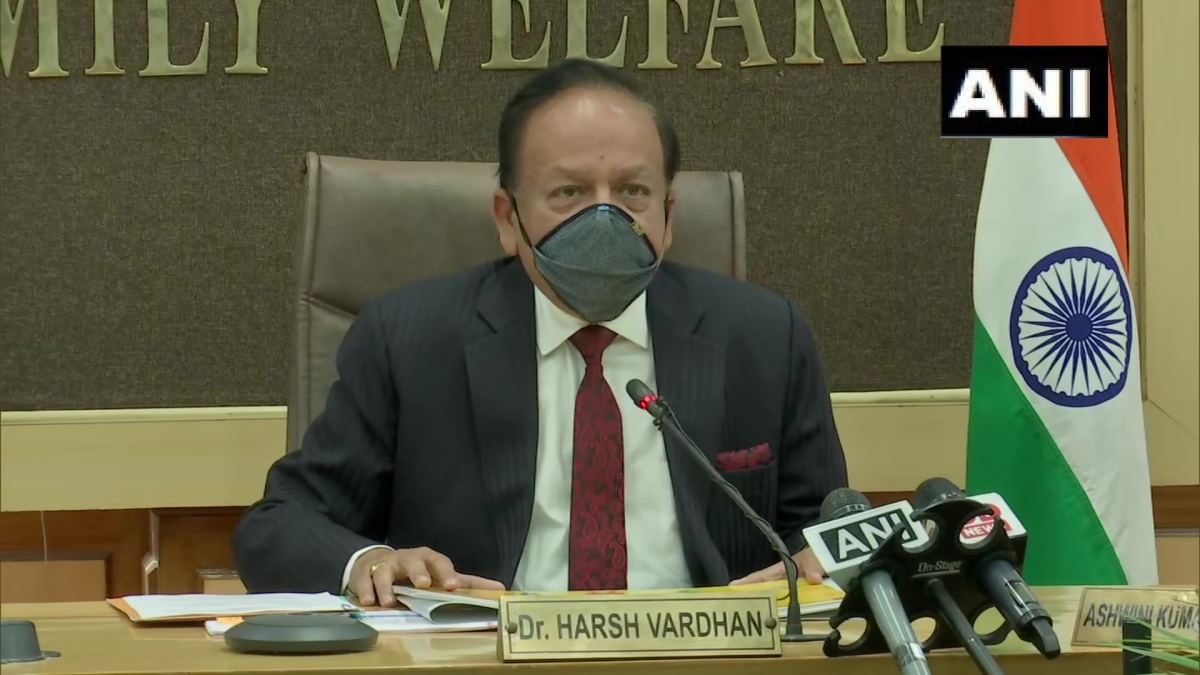'Some people are spreading misinformation...': Health Minister Harsh Vardhan counters critics; lauds 'safe and effective' COVID-19 vaccines
