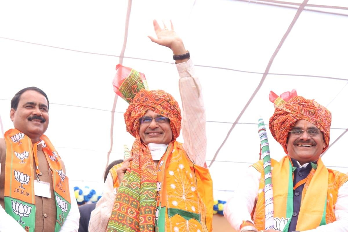 BHOPAL: It is raj dharma to take action against criminals, says chief minister Shivraj Singh Chouhan