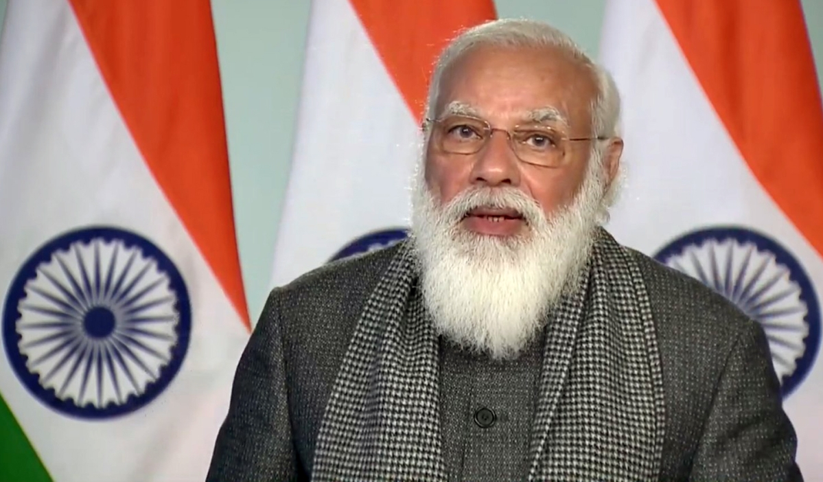 Nation shocked to witness insult of tricolour on January 26: PM Modi during Mann Ki Baat