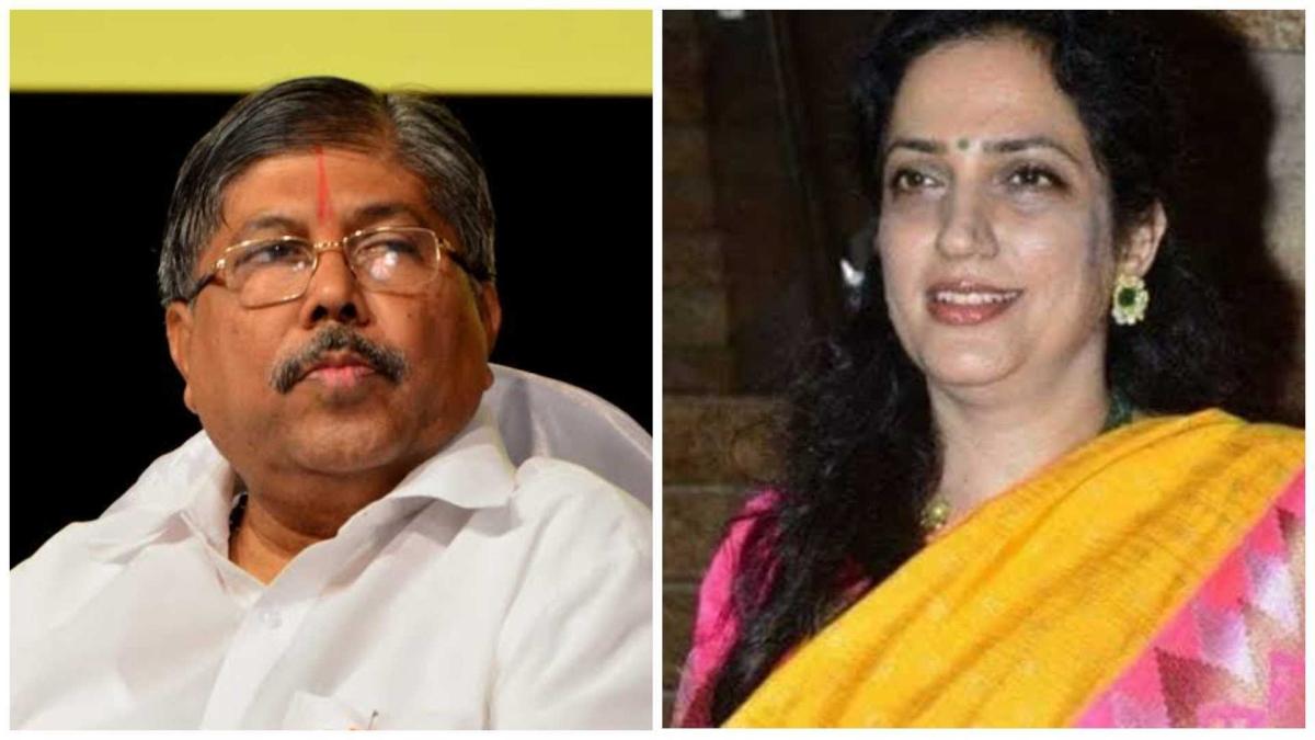 Maharashtra: Chandrakant Patil writes to Rashmi Thackeray over usage of 'foul language' against PM Modi in Saamana
