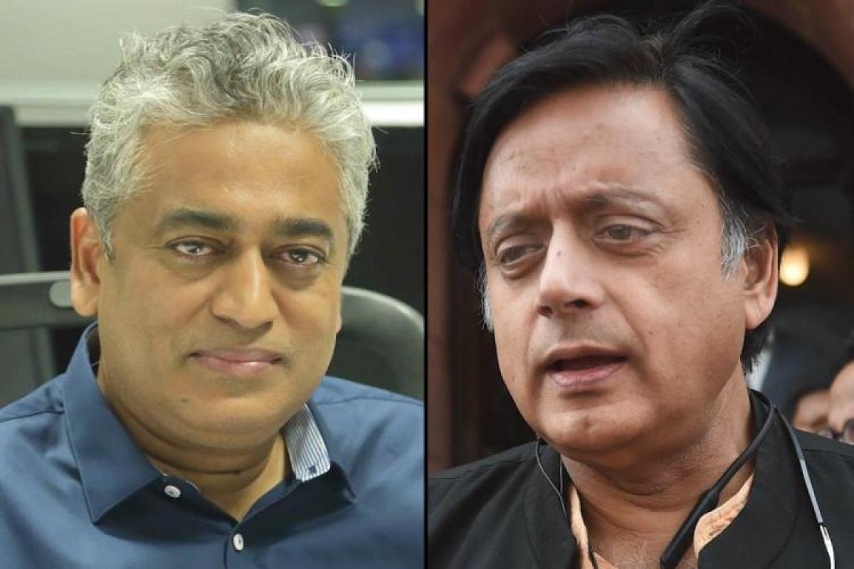 R-Day violence: 3rd FIR against Shashi Tharoor, Rajdeep Sardesai