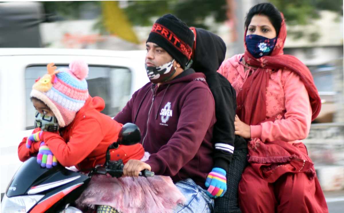 Icy winds blow across Madhya Pradesh, numb 11 districts