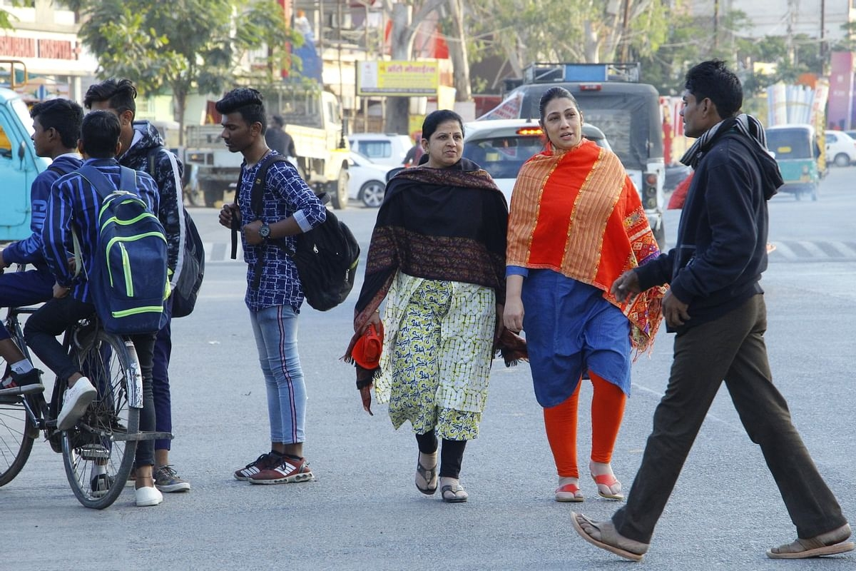 Indore: Cold winds, cloudy weather likely in coming days: Met dept