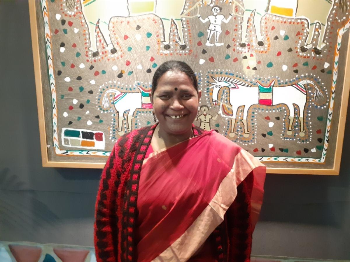 Madhya Pradesh: Padma Shri awardee Bhuri Bai opens up on her journey, says 'art is my life'