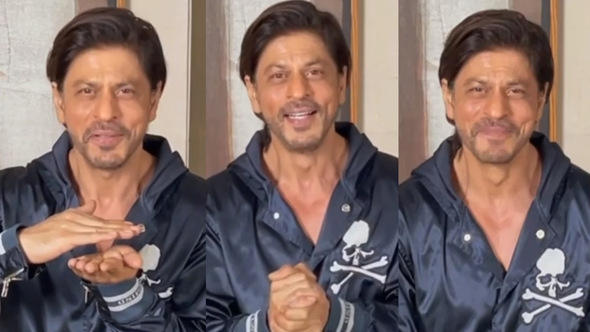'2020 has been worst, 2021 is going to be better and brighter': Shah Rukh Khan's message for fans on New Year