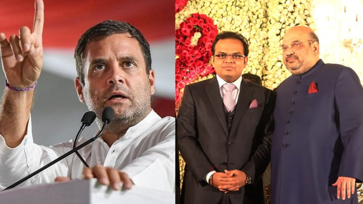 'Meritocracy BJP style': Rahul Gandhi scoffs after Amit Shah's son Jay Shah takes over as ACC president