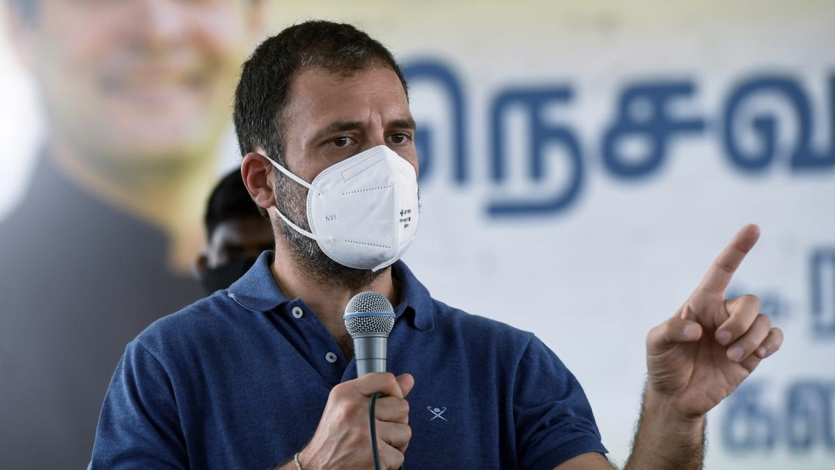 'Mr 56' hasn't said word 'China' for months': Rahul Gandhi slams PM Modi over LAC standoff
