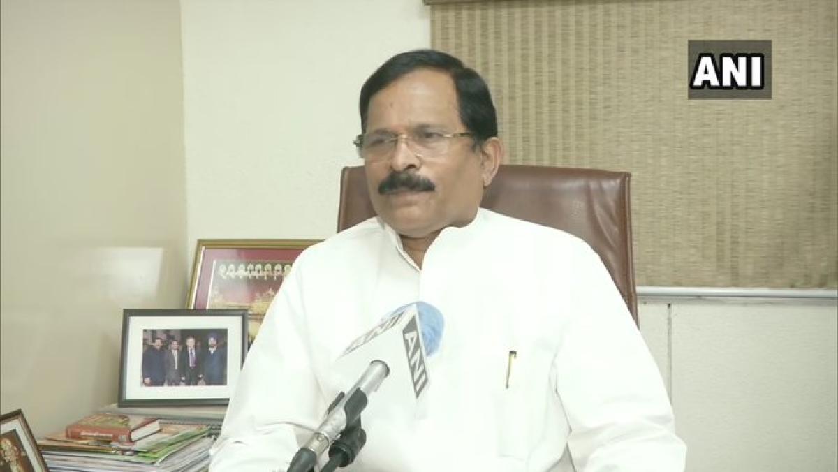 Union Minister Shripad Naik's health update: Vital parameters stable, blood pressure normal