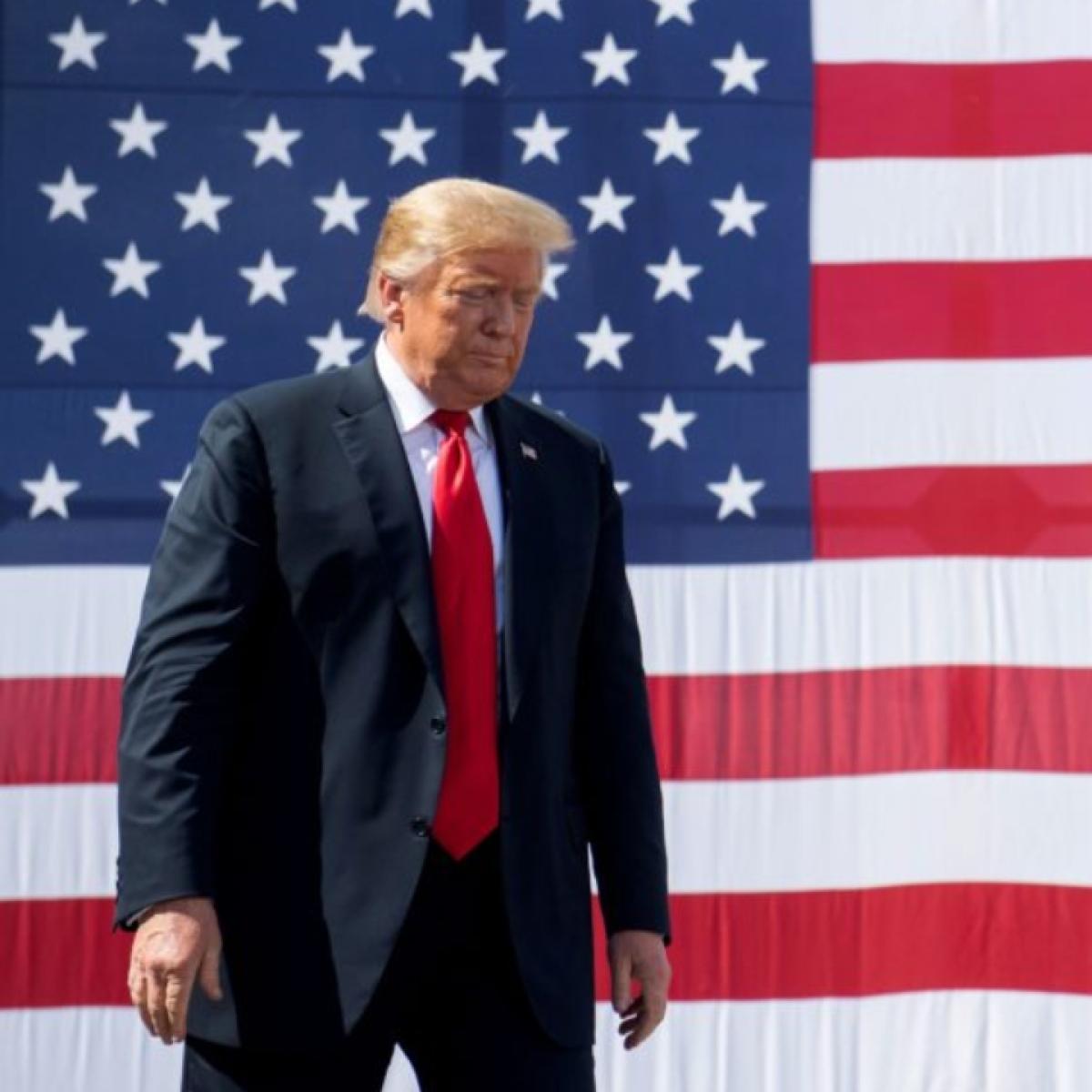 Donald Trump pardons former White House aide Steve Bannon