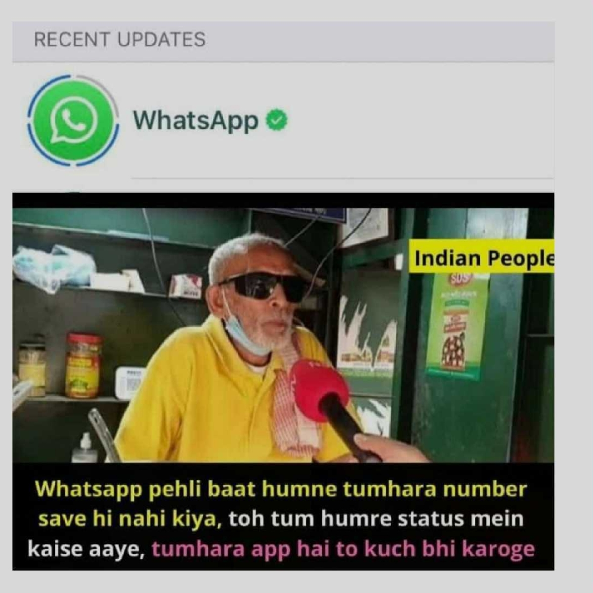 'Tum humare status me kaise aaye': Twitter reacts after WhatsApp sets status to explain its privacy features