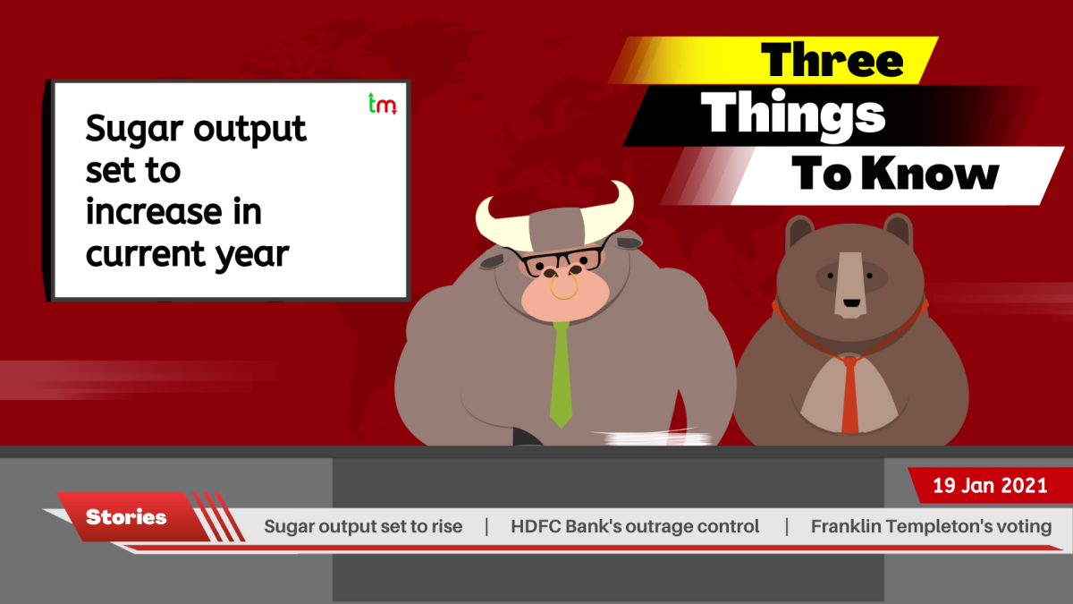 Teji Mandi: Three things investors should know on January 19, 2021