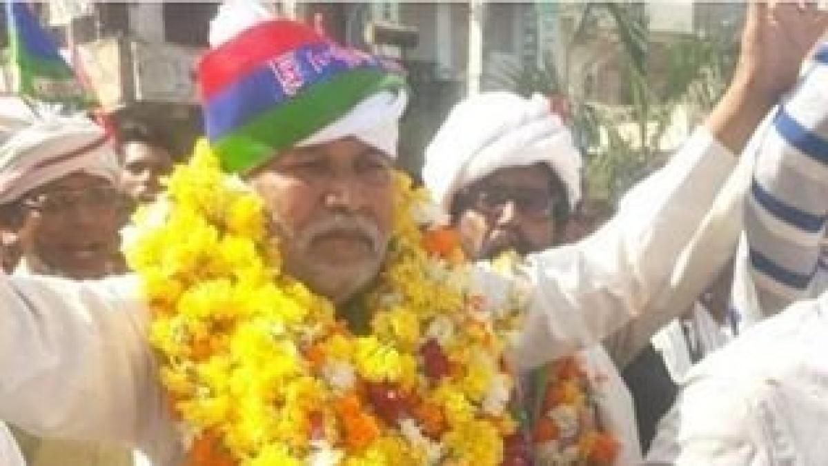Rajasthan: BTP MLA Ram Prasad Dindor slaps govt doctor