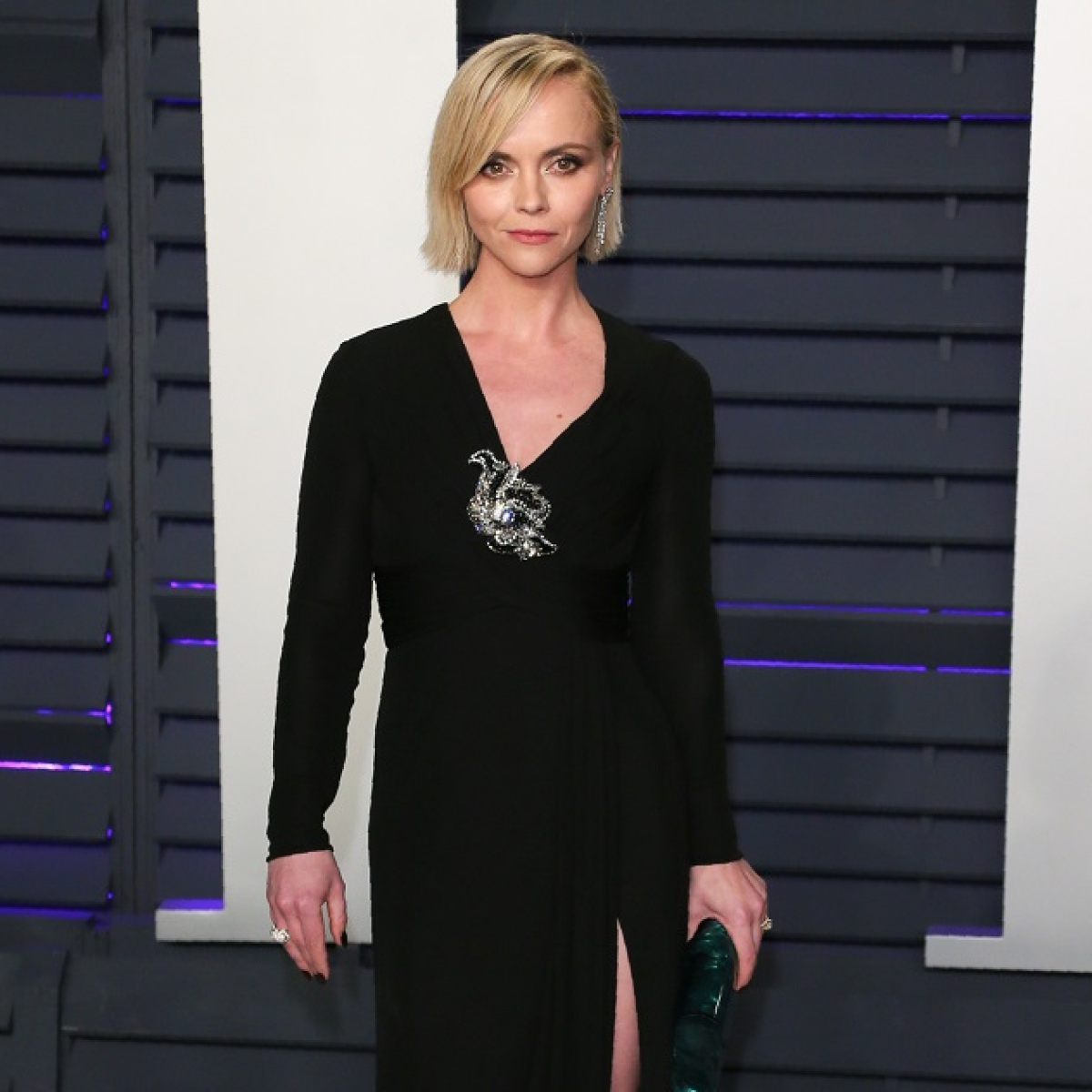 Christina Ricci presents proof of domestic violence in court
