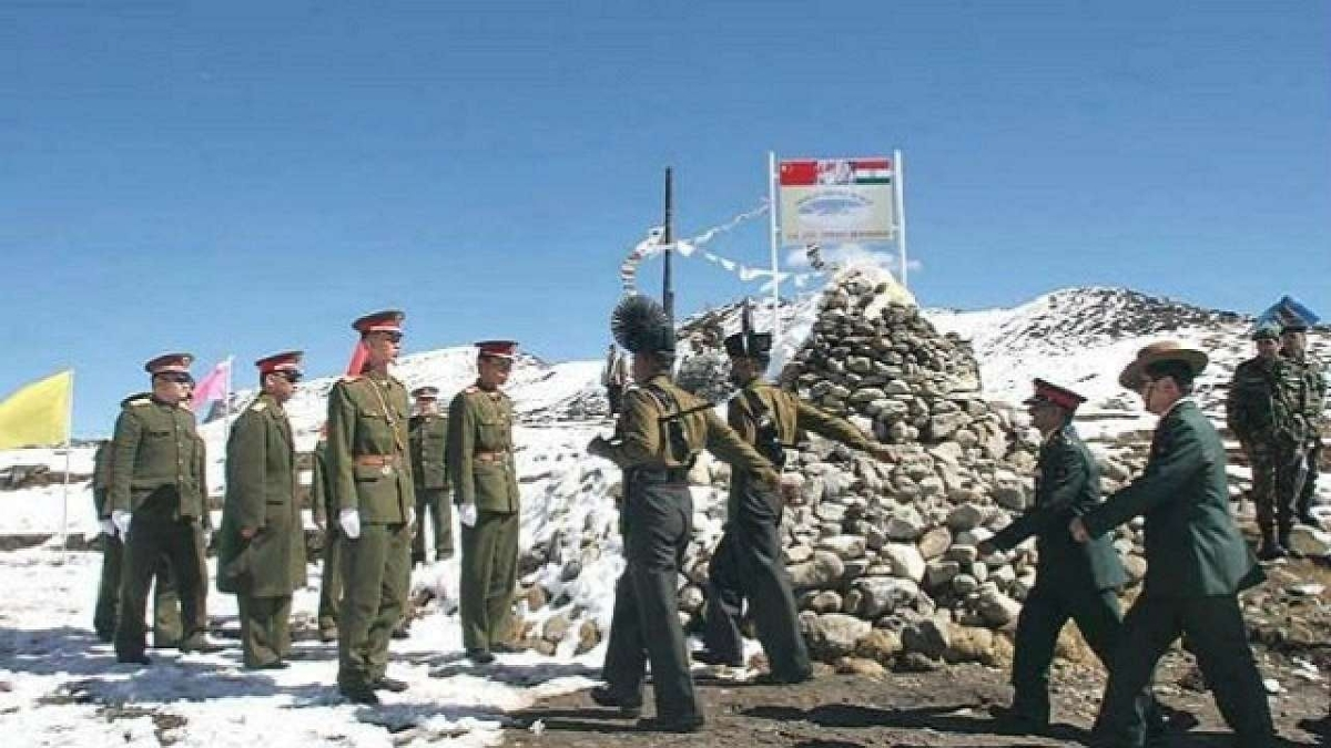 Indian Army captures Chinese soldier for crossing LAC in Ladakh