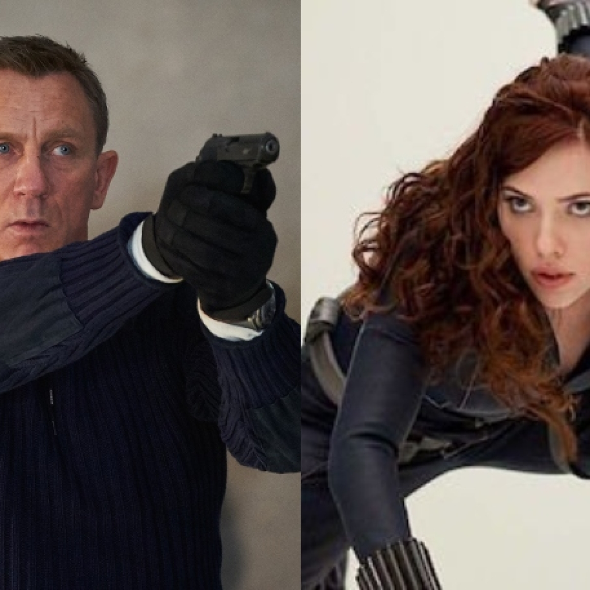 From Daniel Craig's 'No Time To Die' to Scarlett Johansson's 'Black Widow': Hollywood movies to look out for in 2021
