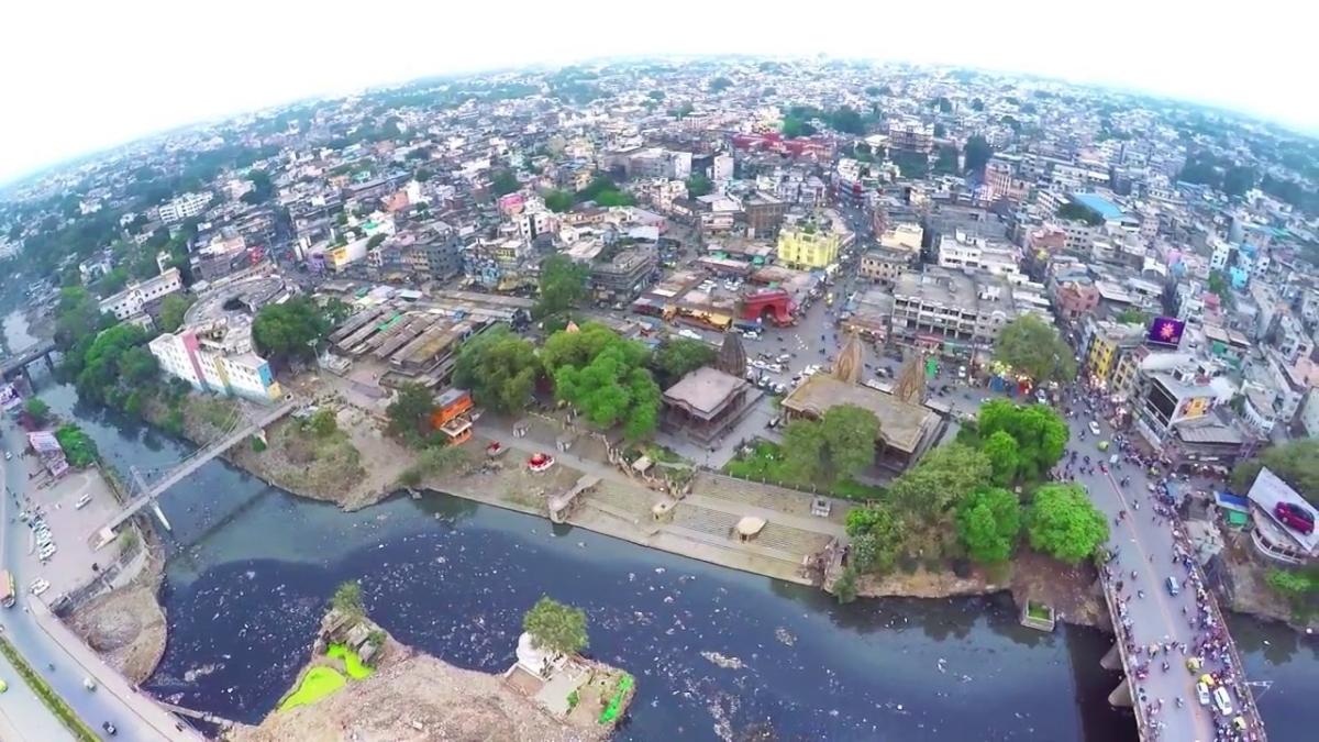 Indore city