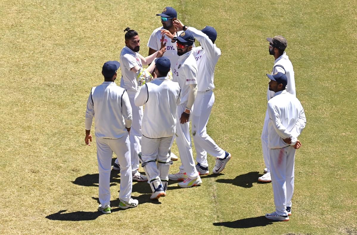 Indian Test squad