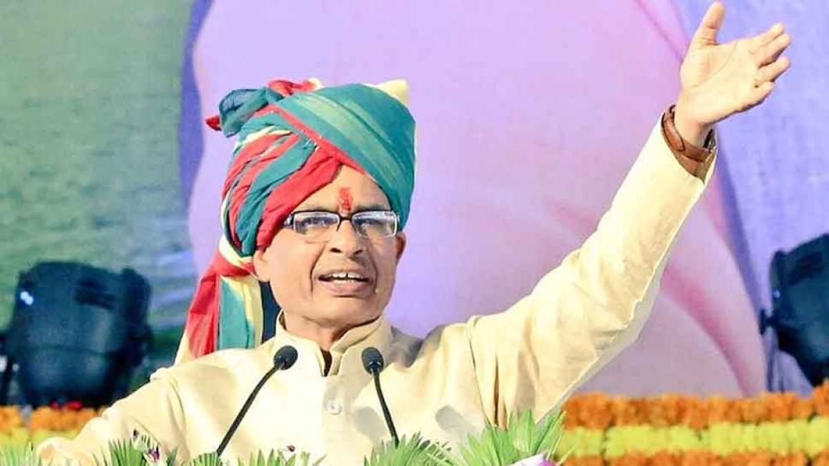 File Photo/ Madhya Pradesh Chief Minister Shivraj Singh Chouhan.