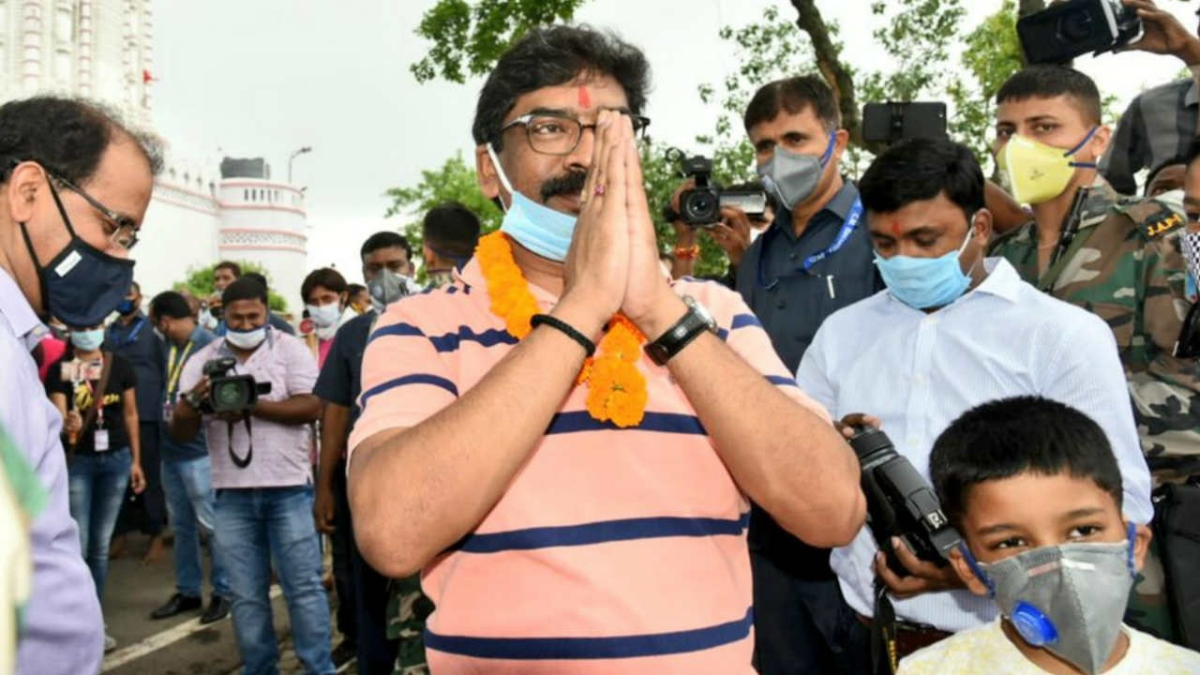 Jharkhand: CM Hemant Soren's convoy attacked in Ranchi; 'planned conspiracy,' says police