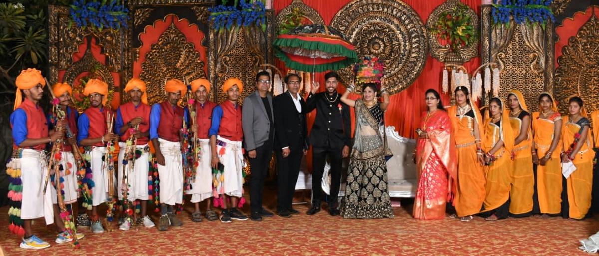 Madhya Pradesh: Urbanites root for tribal music at weddings, tribal dance is fashionable now