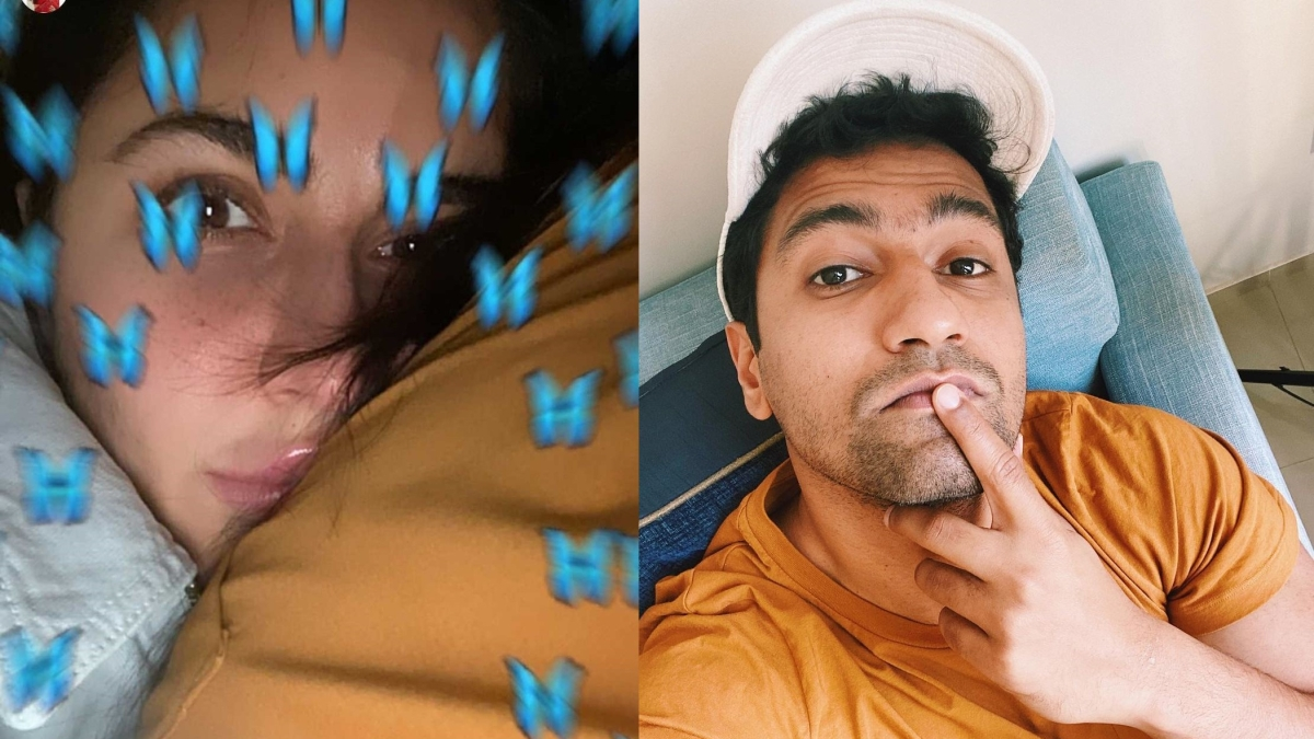 'VicKat' fans have proof of Katrina Kaif hugging rumoured boyfriend Vicky Kaushal in this photo