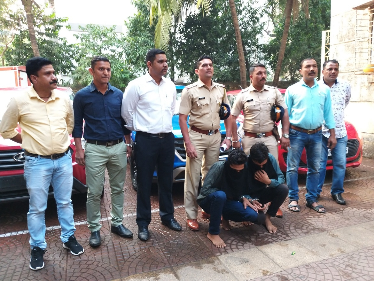 Mumbai: Two held in interstate Zoom Car theft racket
