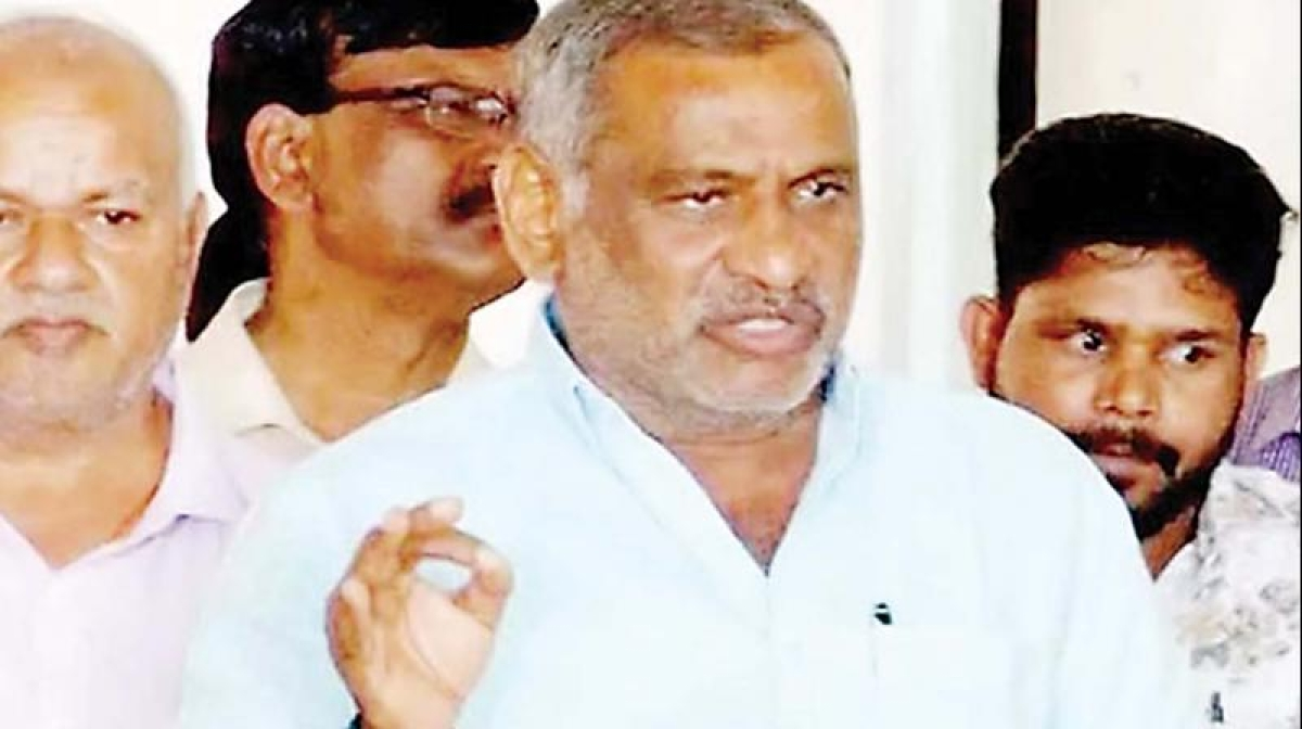 Karnataka minister JC Madhuswamy in storm as video goes viral