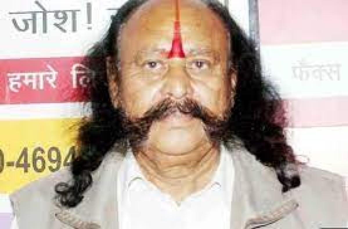 Former dacoit Malkhan Singh