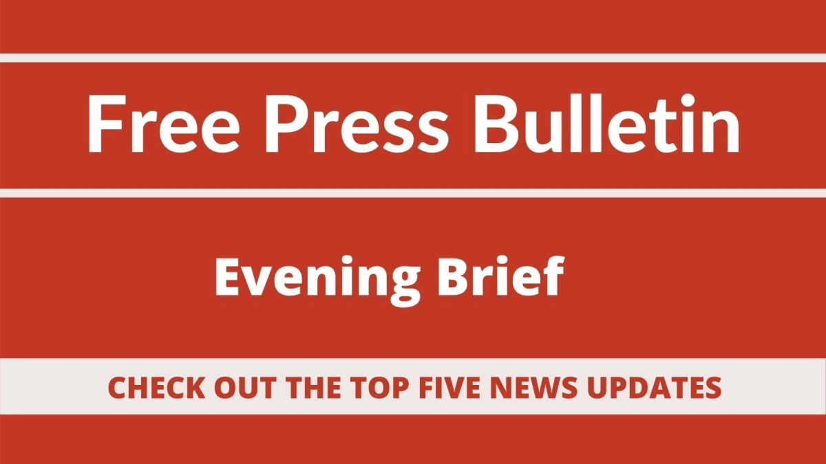 Free Press Bulletin: Maha govt gives nod for resuming Mumbai locals from Feb 1; MP Police file FIR against Tharoor, 6 journalists- Check out top 5 news updates of January 29, 2021