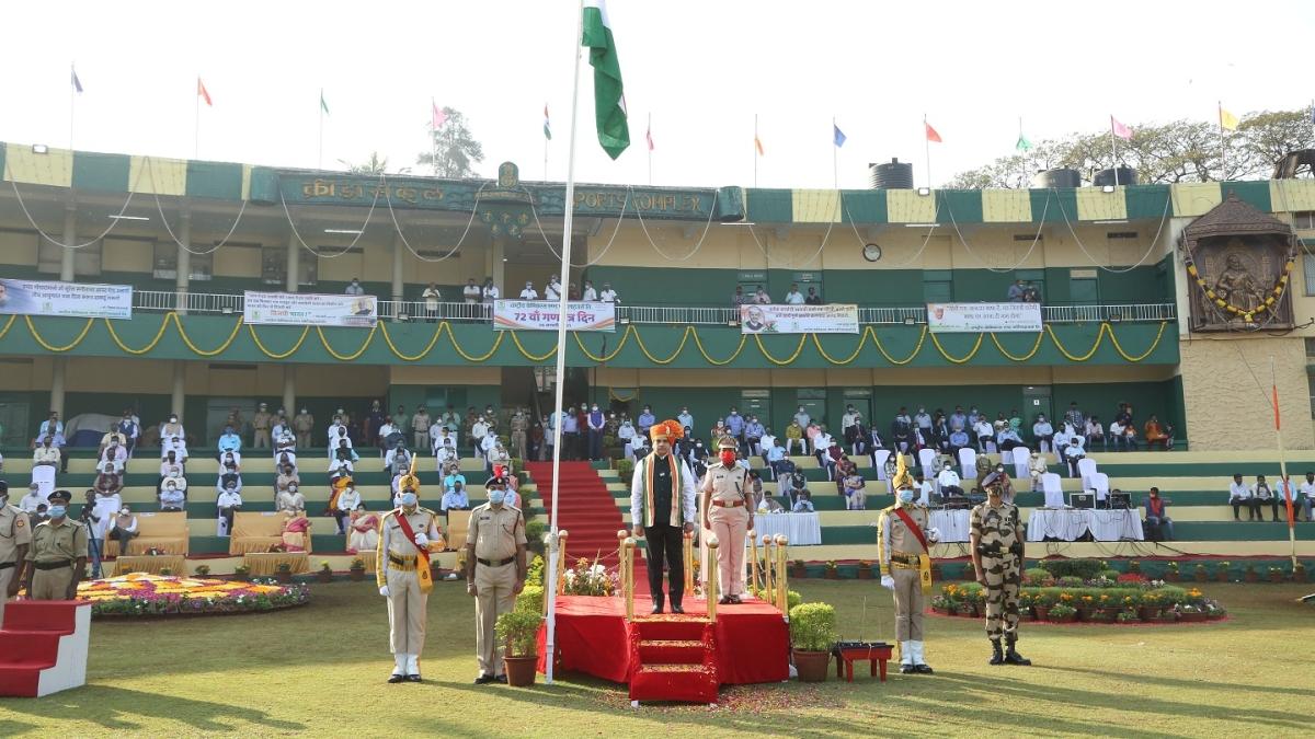 Rashtriya Chemicals and Fertilizers celebrates Republic Day