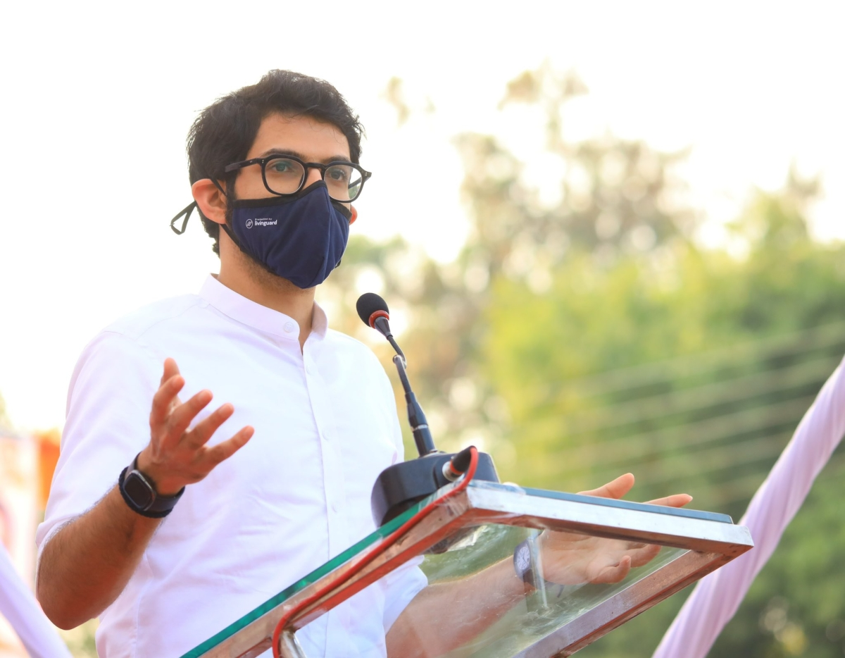 Protect the mangroves: Maharashtra Environment Minister Aaditya  Thackeray's plea to Centre