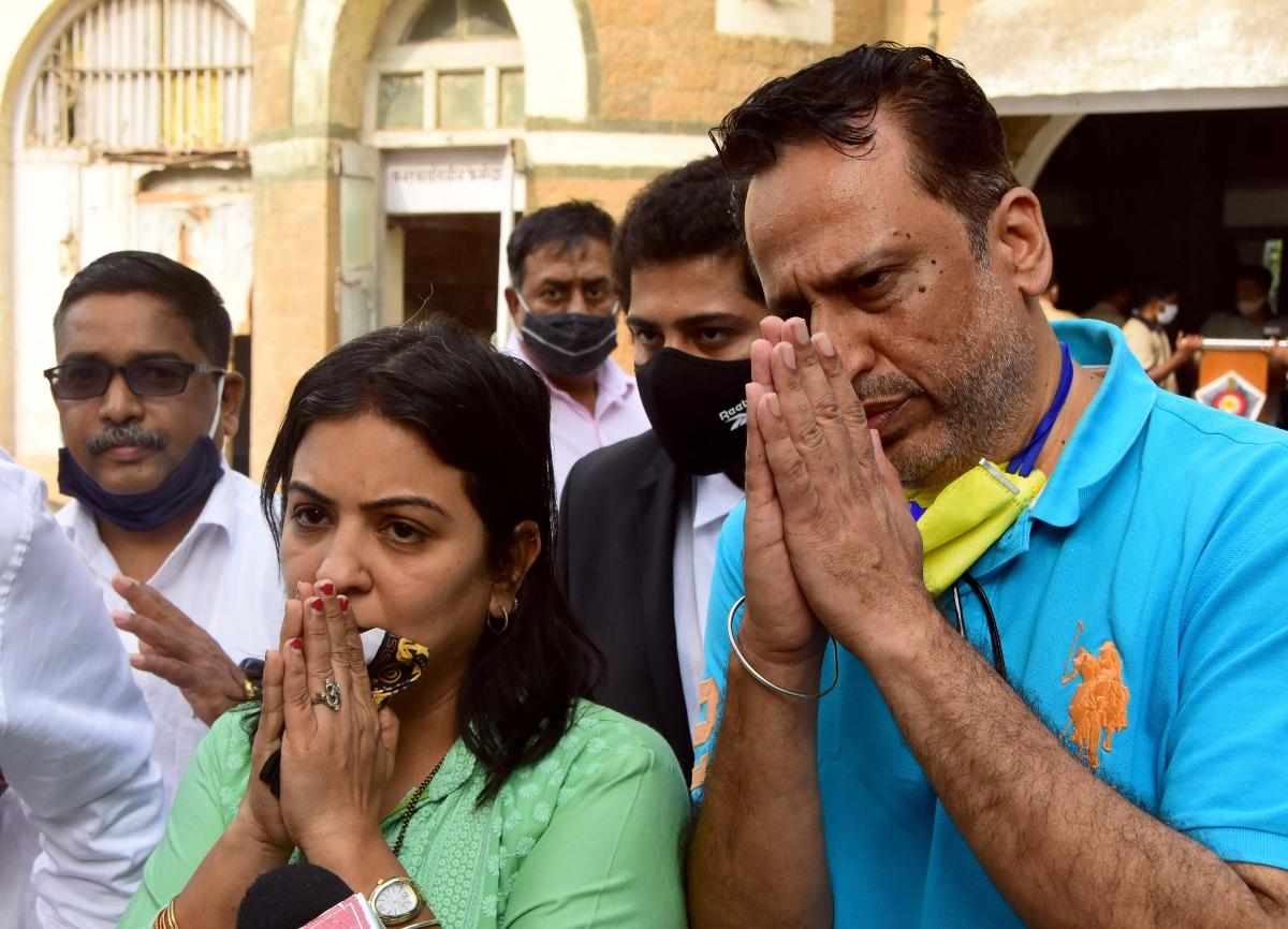 Mumbai New Year Eve Murder case: Jhanvi Kukreja 's kin meet top cop, demand justice for daughter; urge cops to fast-track probe