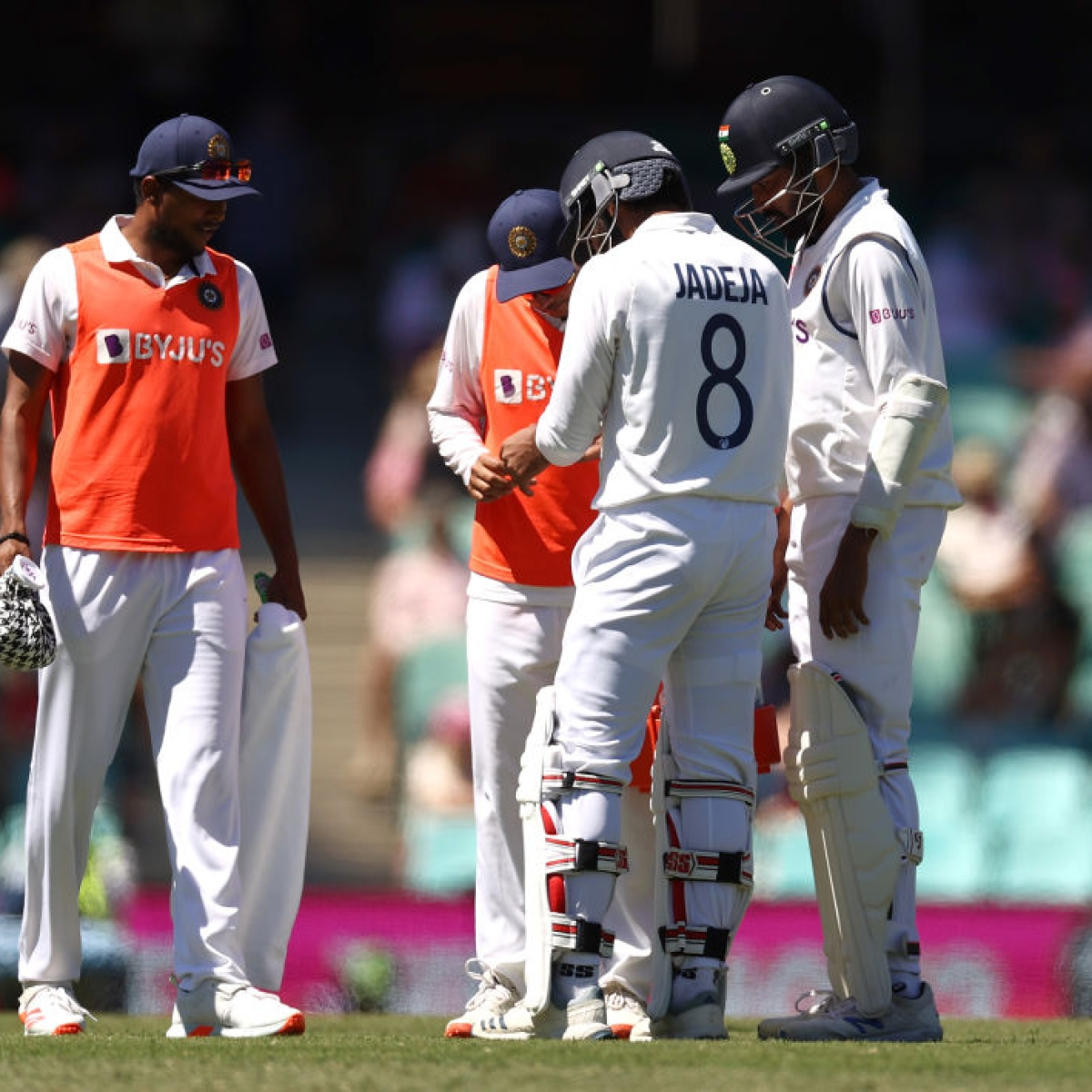 Ravindra Jadeja out of first two Tests against England, might bat with injections if required