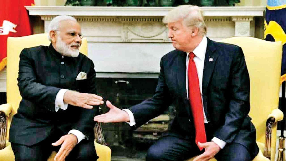 'Distressed to see news about rioting and violence': PM Modi on Trump supporters storming US Capitol