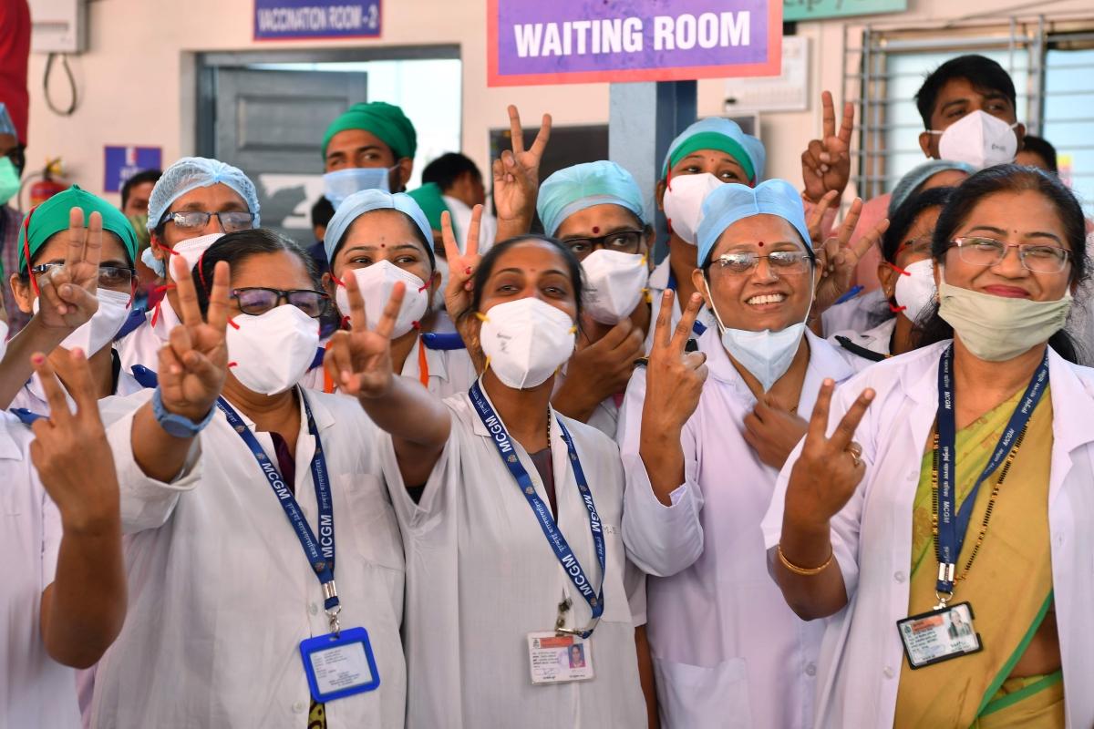 COVID-19 vaccination drive: Maharashtra crosses 1 crore mark