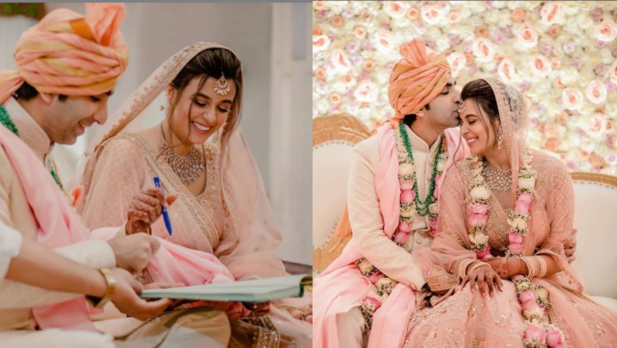 Pankaj Advani and Saniya Shadadpuri